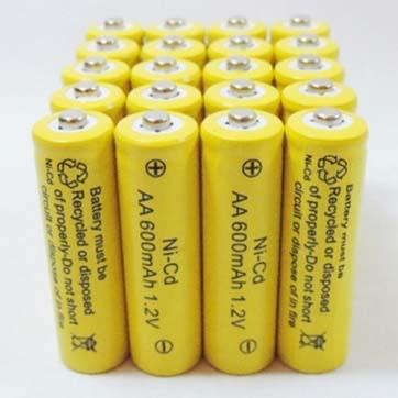 Baterai yang Dapat Diisi Ulang