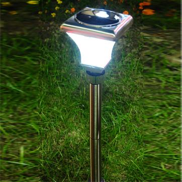 lampu taman surya